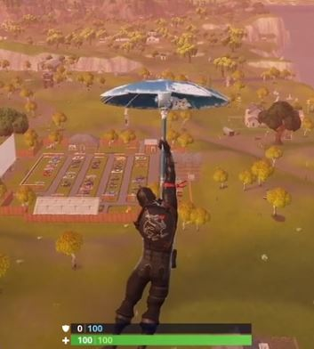 Trouver le bon timing de drop dans Fornite